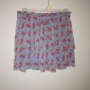 5/$10 Disney Alice through the looking glass skirt
